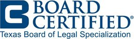 TX Board of Legal Specialization - Certified Specialist in Criminal Law